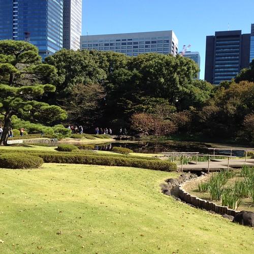 二の丸庭園 by haruhiko_iyota