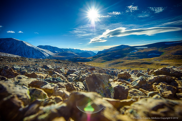 Карагемский перевал, Karagem Pass, Altai, Russia