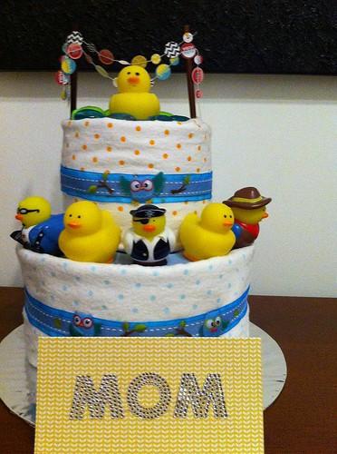 Ducky cake 2