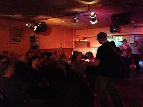 Dan Bern (11/24/12)