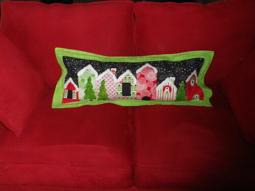 Holiday Lane Pillow