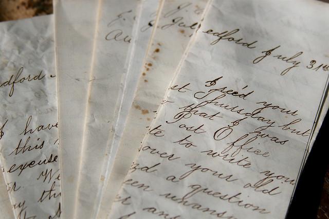 Letters © Liz West