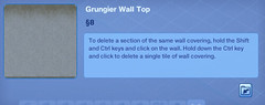 Grungier Wall Top