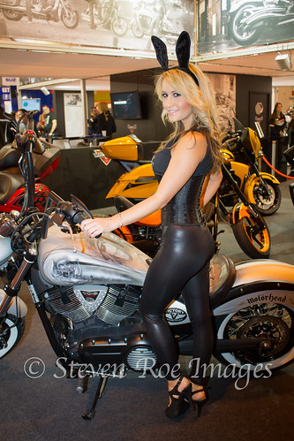Motorcycle Live 2012  Candice Collyer  @CANDICE_COLLYER