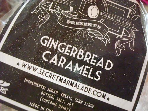 Secret Marmalade