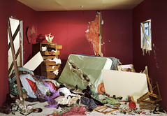 Jeff Wall The Destroyed Room 1978, printed 1987