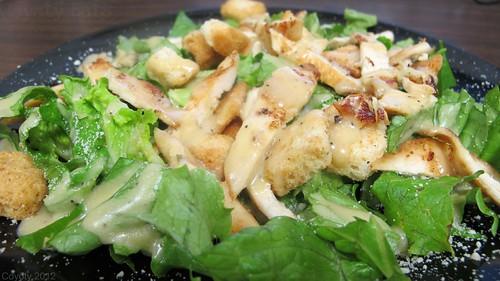 Chicken Caesar salad by Coyoty