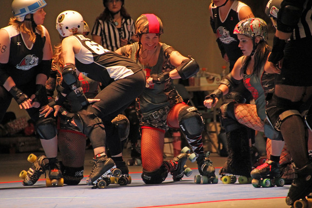 Jersey Shore Roller Girls Championship Bout
