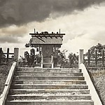 Tarakan 1945_Japanese shrine