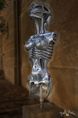 Biomechanoïd 2002 - Museo H.R. Giger -