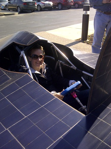 Principia College designed its solar car in NX by Siemens PLM Software