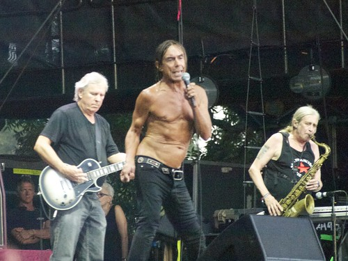 Iggy and the Stooges, ACL Fest