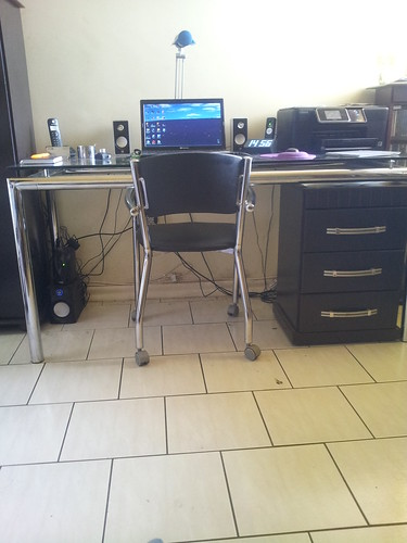 Homem Office by Rogsil