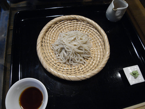 蕎麦・菜食『一如庵』@宇陀市-12