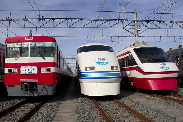 東武鉄道 南栗橋車両管理区