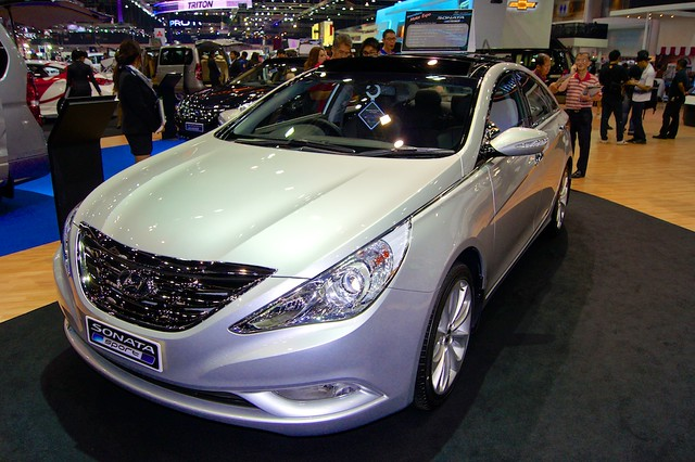 Hyundai Sonata Sport Car And Driver