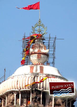 Need of urgent repair of Nilachakra Kalas