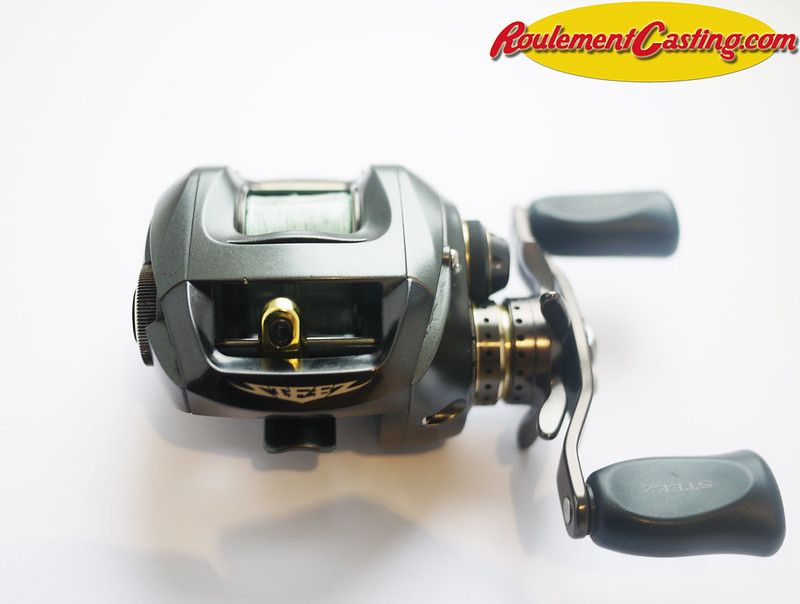 Daiwa Steez Boca Bearings 1