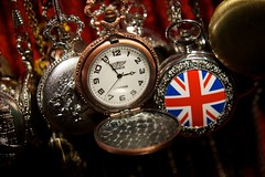 Pocket watches - Christmas Fair on Southbank