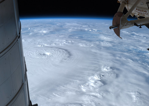 NASA Satellites See Typhoon Bopha Now Heading Toward the Philippines