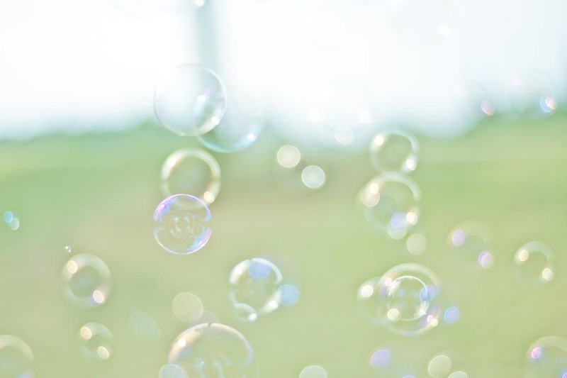 Soap bubble #17