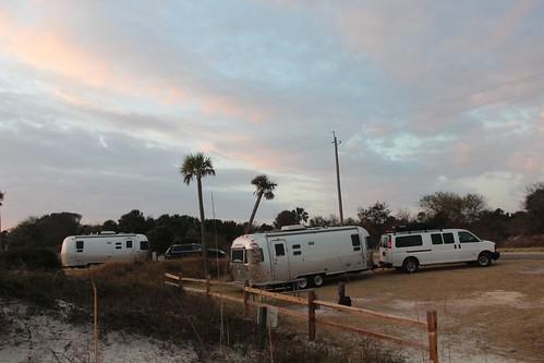 Day 119: Caravanning into Florida.