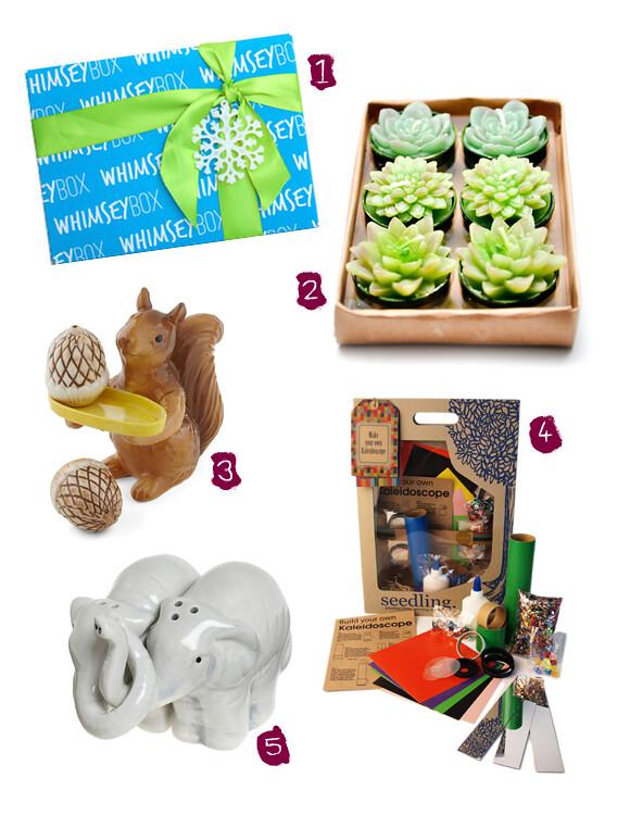 Mo's 2012 Gift Guide / Wishlist