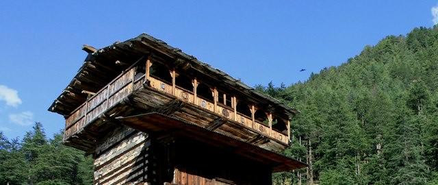 gushaini valley