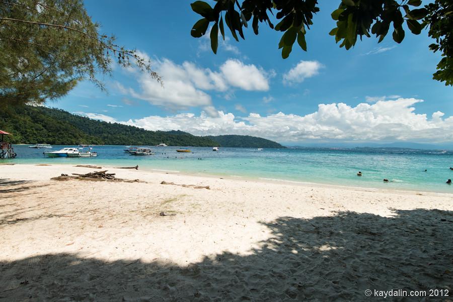 сапи остров, малайзия