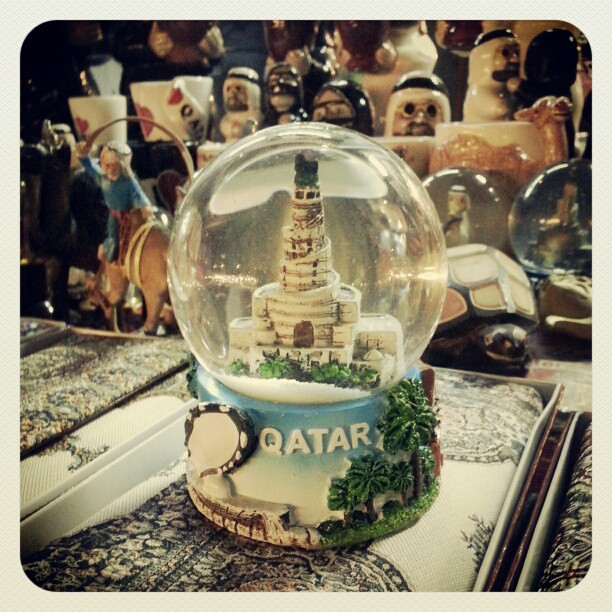 Lights Shop In Qatar: Qatar Souvenir #qatar #doha #igersdoha #qatarinstagram