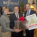 Minister promotes NIIRTA campaign to 'Have an Independent Christmas', 6 December 2012