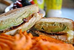 blt, sandwich, meal, lunch, breakfast, bã¡nh mã¬, food, dish, cuisine,