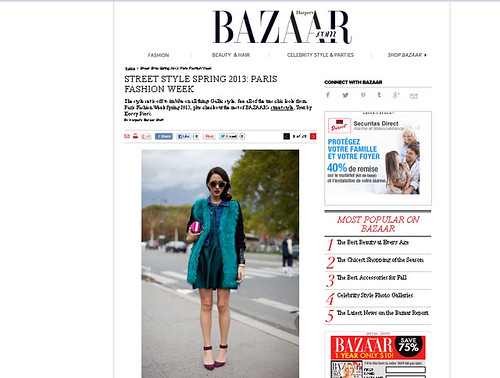 Paris Fashion WEEK - Street Style SS 2013 Diana Enciu  (4)