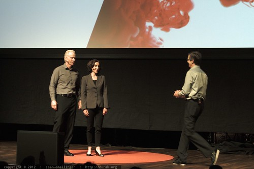 Beverly Parenti & Chris Redlitz   From Lock up to Start up   TED
