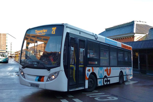 Number 20 Bus Timperley To Altrincham