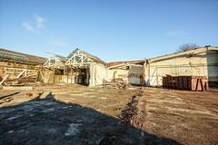 Leeman Road OTM Demolition 7/12/12