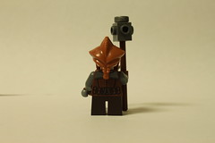 LEGO The Hobbit The Goblin King Battle (79010) - Nori