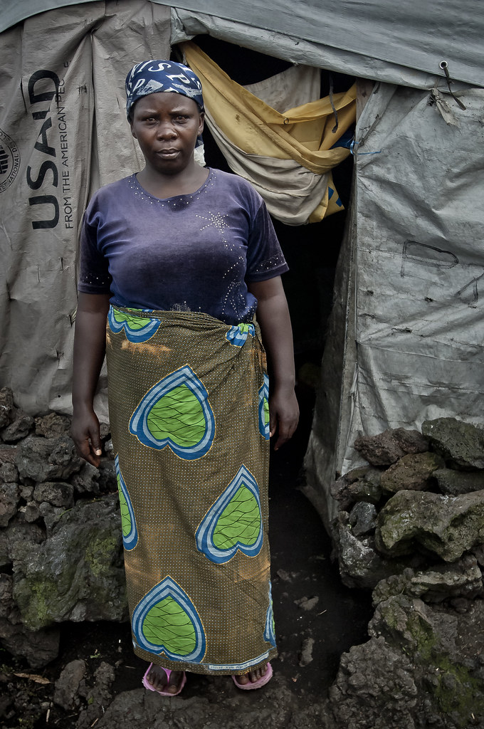 The Suffering and Strength of Displaced Congolese Women