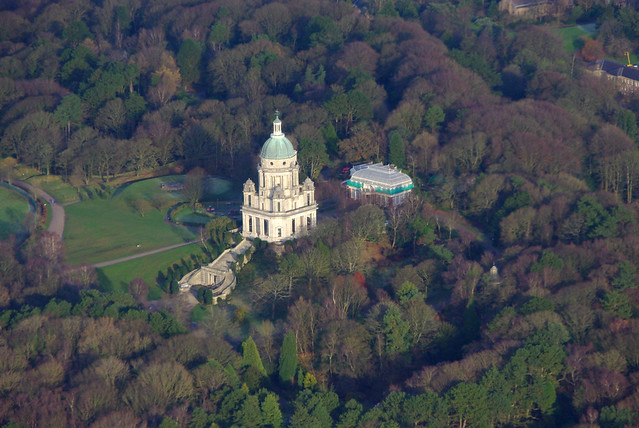 Williamson Park - Ashton Memorial, Lancaster