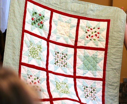 Martha's Christmas Quilt