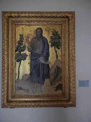 DSCN3783 _ San Giovanni Battista, Maestro di Figline, Palazzo Diamanti