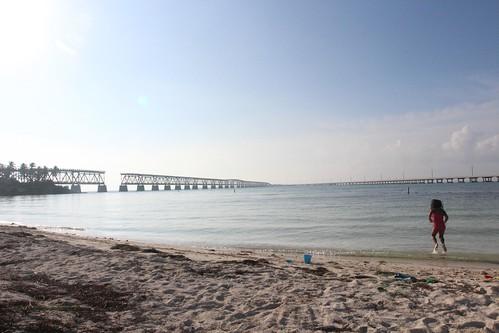 Day 131: Beach day at Bahia Honda.
