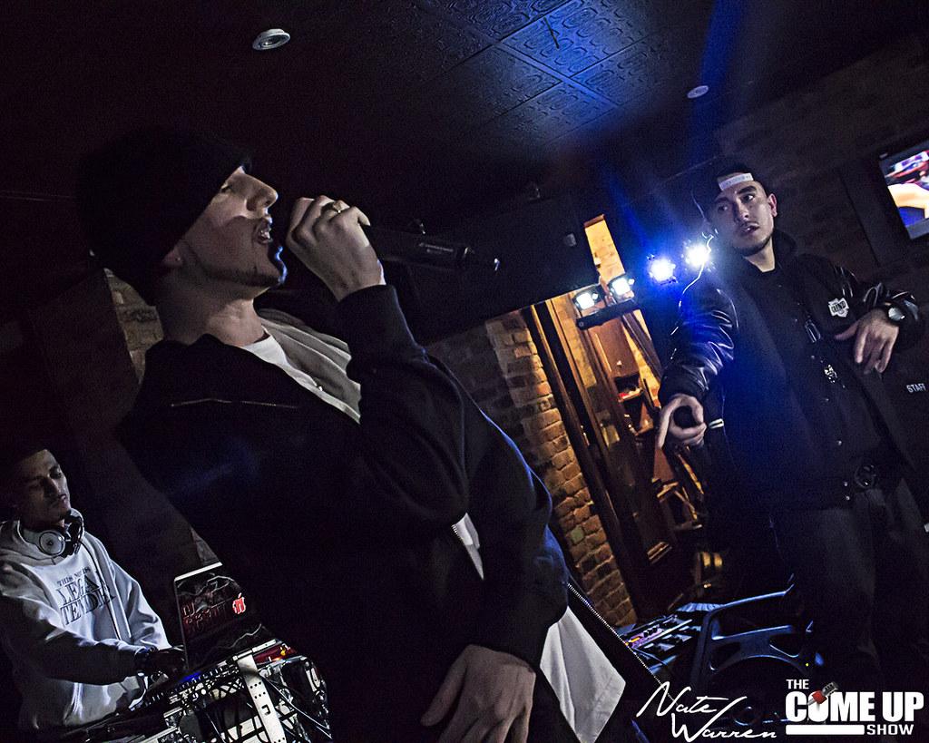 Jadakiss w / Peter Jackson & Trinity Chris December 6th 2012  @ Up on Carling (London)