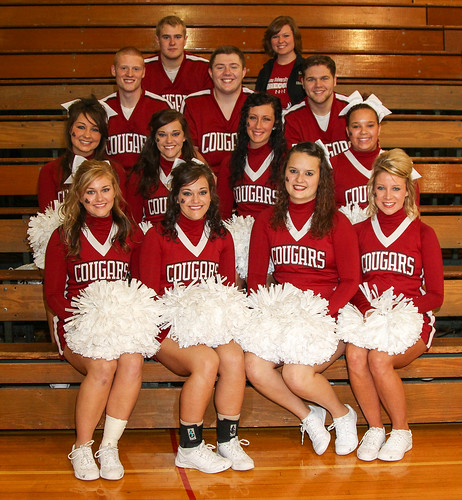 12 African American Cheerleading Images From The Past: First Cheerleading Squad Makes History At IU Kokomo