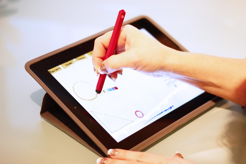 Digital pen for tablet and smartphone - JPG