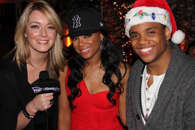 Tara Hunnewell, Tiffany Hines, Tristan Wilds, Toys for Tots Foundation