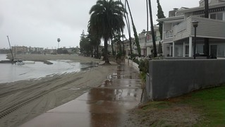 South Mission Beach King Tide 12-13-12