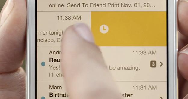 Mailbox para iPhone