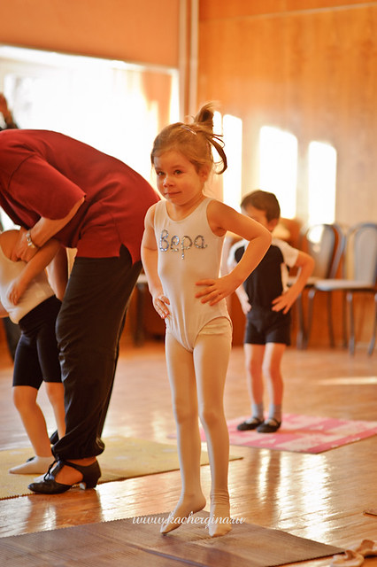 ballet - open lesson - gymnastics