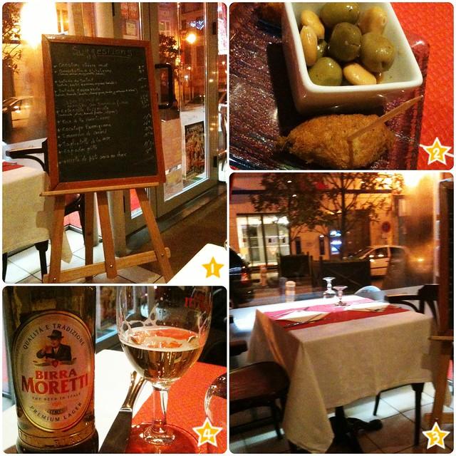 Restaurant Giovanni, Melun